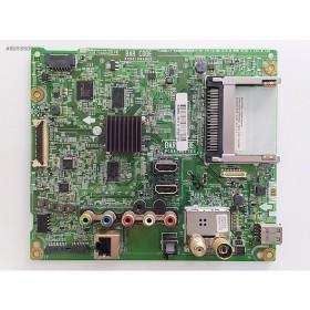 EBT64277324 , EAX66873003 (1.0) , EBR82603021 , LG 43LH570V , MAIN BOARD , ANAKART