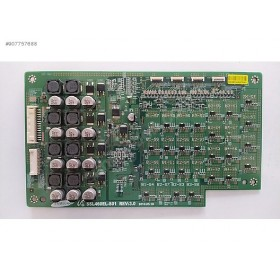SSL460EL-S01 , SSL460EL-S01 REV:3.0 , SONY KDL-46HX800 , LED DRIVER BOARD