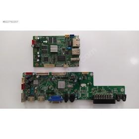 TSUX9V4.2-A , RK2908_V1.0-B , SANYO LE116S13SM , MAIN BOARD , ANAKART